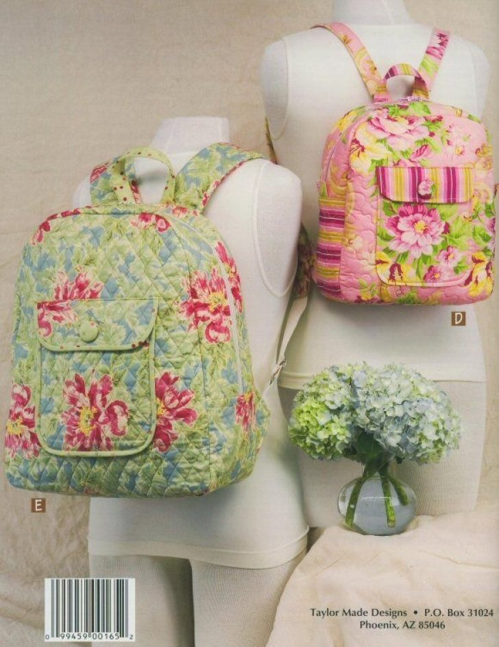 Permalink to Cozy Quilted Backpack Pattern Gallery