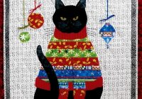 bah humbug wall hanging pattern Unique Quilted Wall Hangings Patterns