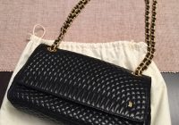 bally quilted leather handbag Modern Vintage Bally Quilted Bag