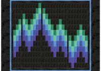 bargello northern lights quilt pattern Elegant Northern Lights Quilt Pattern Gallery