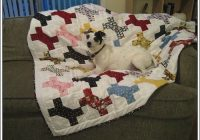 barkleys dog bone quilt quilting dog quilts animal Elegant Quilt Pattern For A Dog Bone