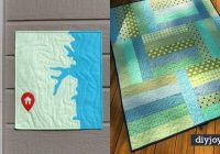 Beautiful 34 quilt ideas for beginners with free quilt patterns Cool Easy Quilt Patterns Beginners Inspirations