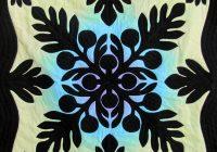 Beautiful breadfruit hawaiian pattern aloha quilt designs 11 New Hawaiian Applique Quilt Patterns