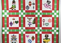 Beautiful christmas nutcracker ballet animal pdf applique quilt pattern 10 Interesting Nutcracker Quilt Pattern Inspirations