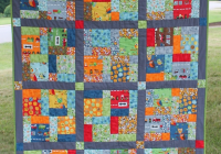 Beautiful disappearing nine patch quilt life after laundry 11 Cool Hidden Nine Patch Quilt Pattern
