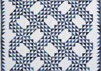 Beautiful eleanors ocean waves jennifer chiaverini 10 Elegant Ocean Waves Quilt Pattern Inspirations