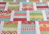 Beautiful pin on sewing tutorials 9 Unique Jelly Roll And Layer Cake Quilt Patterns Gallery