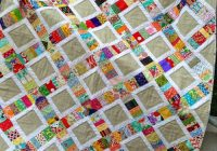 beautiful skills crochet knitting quilting scrappy Cool Patchwork Quilt Free Patterns Gallery