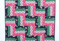 beginner friendly rail fence quilt pattern bluprint 10 Cool Fence Rail Quilt Patterns Gallery