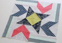 bon bon bebe winner quilting block ideas star quilt Stylish 18 Inch Quilt Block Patterns Gallery