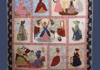 bonnet girl quilt sunbonnet sue and sam girls quilts Cozy Bonnet Girl Quilt Pattern Inspirations