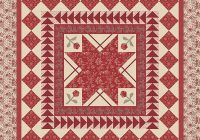 botanique quilt pattern french general using their Modern French General Fabric Quilt Patterns Inspirations