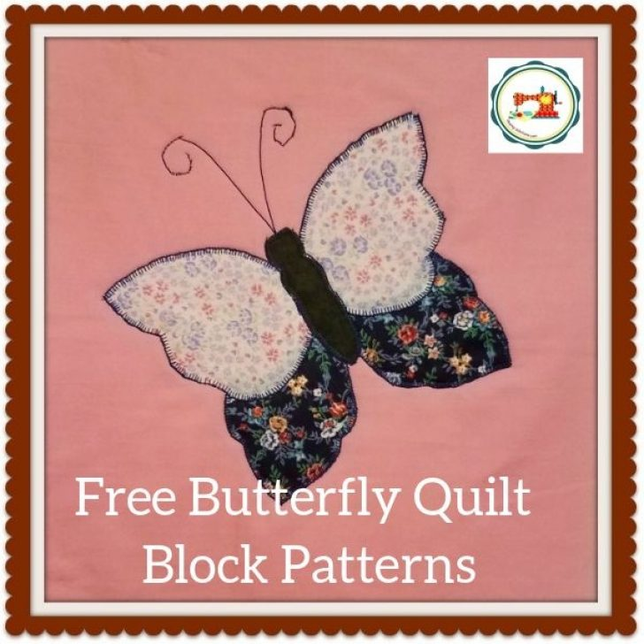 Permalink to Interesting Butterfly Applique Quilt Pattern Gallery