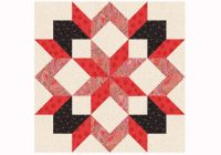 carpenters star quilt block pattern Elegant 16 Inch Quilt Block Patterns Inspirations