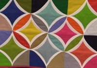 cathedral window quilt the secrets in the middle Stylish Cathedral Windows Quilt Pattern Inspirations