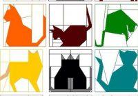 cats quilt insperation quilting animals cat quilt Cool Cat Quilt Block Patterns Inspirations