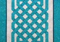 celtic weave quilt pattern mam 130 scottish quilts quilt Stylish Celtic Quilt Pattern Ideas