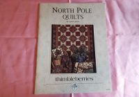 christmas quilt patterns north pole quilts thimbleberries lynette jensen 5 different patterns bed sized table runner wall quilt Modern Thimbleberry Quilt Patterns Inspirations
