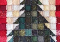 christmas tree rag quilt pattern crafts christmas tree Christmas Tree Rag Quilt Pattern Gallery