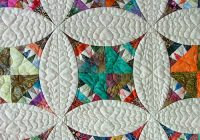 circle stars anything but boring Interesting Quilt Patterns With Circles Gallery