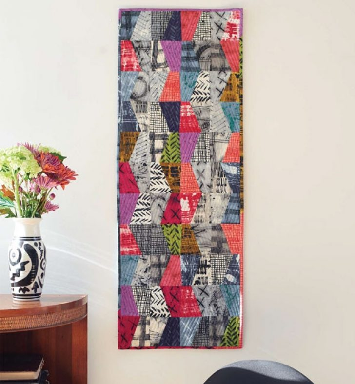 Permalink to Stylish Wall Hanging Quilt Patterns Inspirations