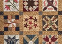 civil war quilts period quilting Civil War Quilts Patterns