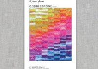 cobblestone quilt pattern alison glass paper pattern Interesting Cobblestone Quilt Pattern