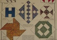 colonial quilt blocks quilts vintage quilts patterns Cool Old Fashioned Quilt Patterns