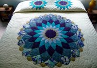 Cool amish quilt for sale giant dahlia pattern amish quilt king quilt queen quilt 10 Cozy Giant Dahlia Quilt Pattern Gallery