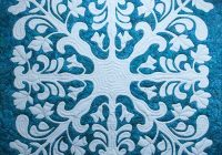 Cool hawaiian quilt patterns pacific rim quilt company 11 New Hawaiian Applique Quilt Patterns