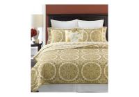 Cool medallion patterns are chic on this martha stewart golden 9 Modern Martha Stewart Quilt Patterns Gallery