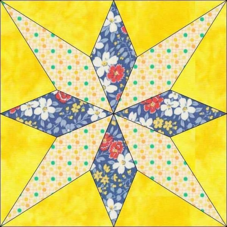 Permalink to 9 Unique 6 Inch Quilt Block Patterns Inspirations