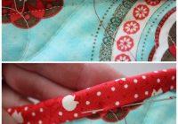 Cool quilt along series bias binding hand finishing washing 9 New Hand Sewing Quilt Binding Inspirations