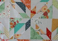 Cool scrappy hunters star tutorial a layer cake friendly 11 Modern Quilt Patterns For Layer Cakes Inspirations