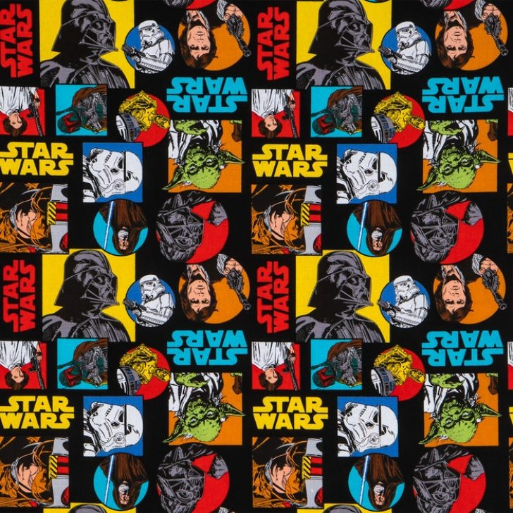 Permalink to 9   Unique Star Wars Quilting Fabric Inspiration Gallery