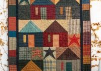 country threads house quilt patterns great american Modern Country Threads Quilt Patterns Inspirations