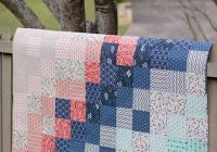 Cozy 25 free ba quilt patterns tutorials polka dot chair 11 Stylish Cot Patchwork Quilt Patterns