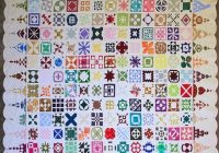 Cozy dear jane quilt i like the white borders on this one 9 New Dear Jane Quilt Block Patterns