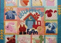 Cozy june 21 2012 update farm quilt patterns farm quilt Unique Farm Animal Quilt Patterns Inspirations
