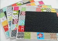 Cozy pick a place easy quilted placemat patterns quilted mug Patterns For Quilted Placemats Inspirations