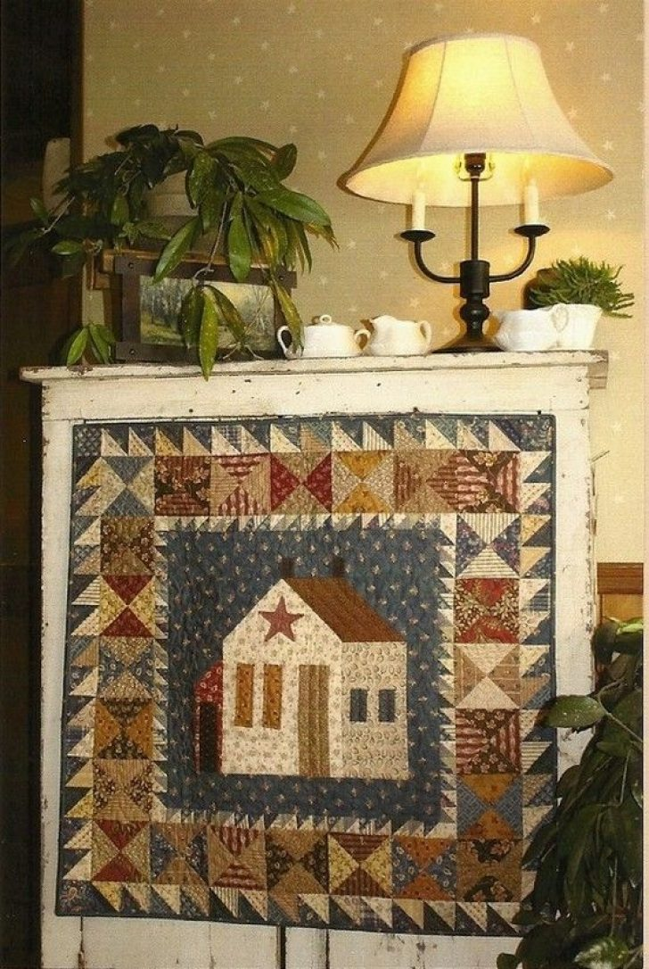 Permalink to Cozy Country Primitive Quilt Patterns Inspirations