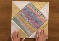 creative ideas for quilt strip piecing Stylish Strip Pieced Quilt Patterns Inspirations