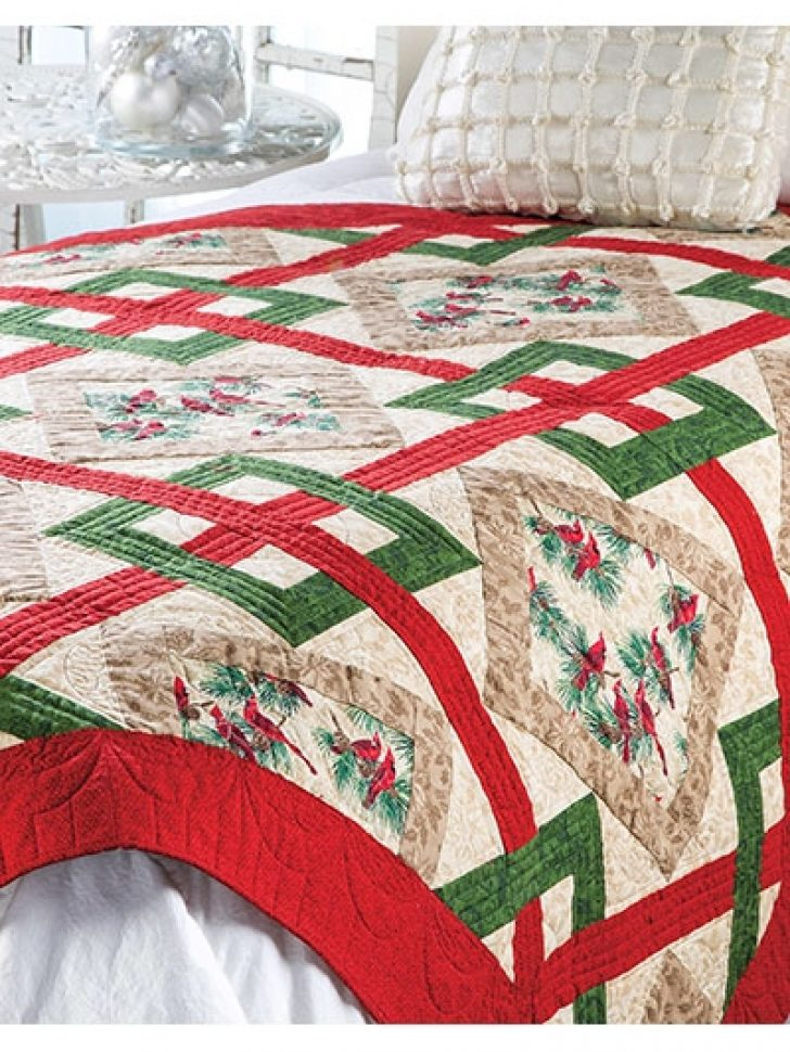 Permalink to Christmas Quilt Pattern