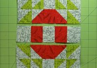 crown and thorns quilt block instructions 4 sizes included Cozy Crown Of Thorns Quilt Pattern