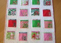 daily pocket advent calendar sew mama sew Modern Advent Calendar Quilt Pattern Gallery