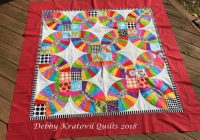 deb kratovil quilts is it pickle dish or double wedding Cozy Pickle Dish Quilt Pattern