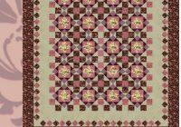 decadent victorian quilt pattern Cozy Victorian Quilt Patterns Inspirations
