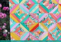 diagonal strip quilt tutorial cluck cluck sew Elegant Quilt Patterns Using Strips
