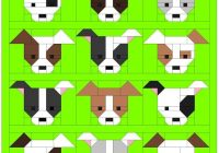 dog gone cute quilt along kickoff sew fresh quilts Modern Dog Gone Cute Quilt Free Inspirations