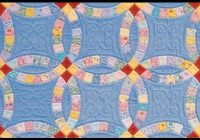 double wedding ring quilt video sharlene jorgenson Stylish Youtube Quilting Patterns Inspirations
